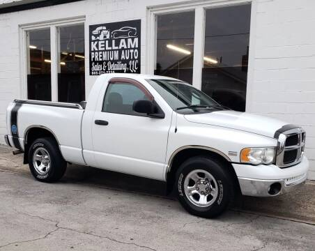 2003 Dodge Ram Pickup 1500 for sale at Kellam Premium Auto Sales & Detailing LLC in Loudon TN