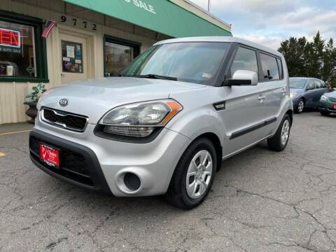 2012 Kia Soul for sale at 1st Choice Auto Sales in Fairfax VA
