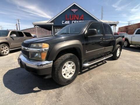 2006 Chevrolet Colorado for sale at LUNA CAR CENTER in San Antonio TX