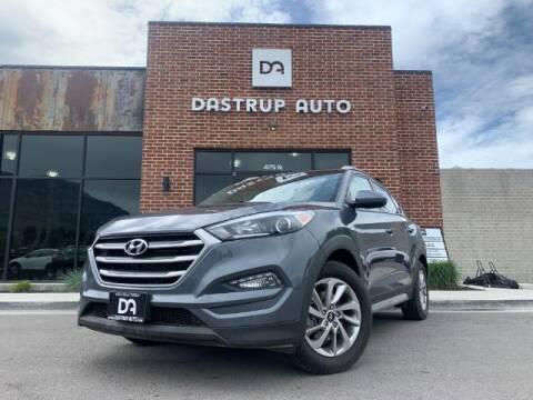 2018 Hyundai Tucson for sale at Dastrup Auto in Lindon UT