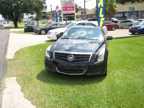 2014 Cadillac ATS for sale at Louisiana Imports in Baton Rouge LA