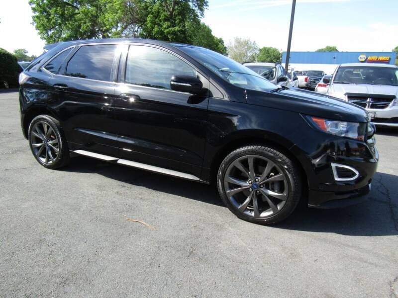 2016 Ford Edge for sale at 2010 Auto Sales in Troy NY