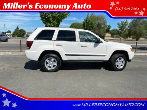 2007 Jeep Grand Cherokee for sale at Miller's Economy Auto in Redmond OR