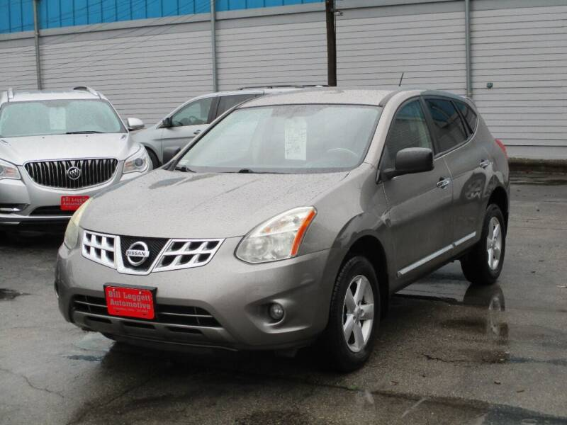 2012 Nissan Rogue for sale at Bill Leggett Automotive, Inc. in Columbus OH