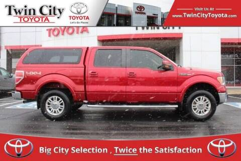 2011 Ford F-150 for sale at Twin City Toyota in Herculaneum MO
