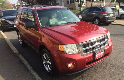 2012 Ford Escape for sale at Metro Auto Exchange 2 in Linden NJ