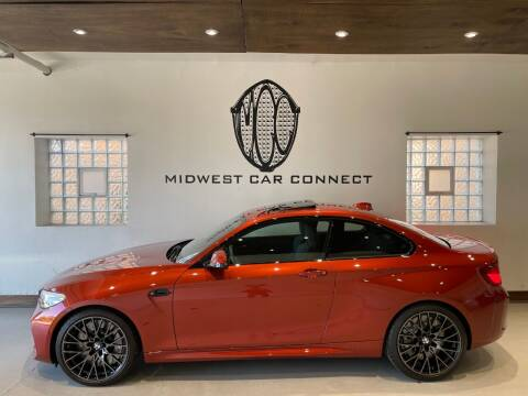 2020 BMW M2 for sale at Midwest Car Connect in Villa Park IL