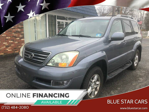 2006 Lexus GX 470 for sale at Blue Star Cars in Jamesburg NJ