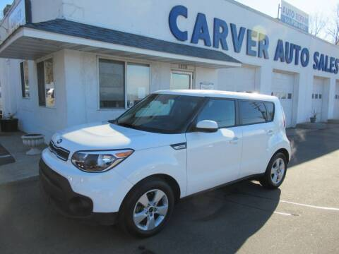 2019 Kia Soul for sale at Carver Auto Sales in Saint Paul MN