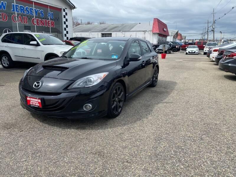 2013 Mazda MAZDASPEED3 for sale at Auto Headquarters in Lakewood NJ