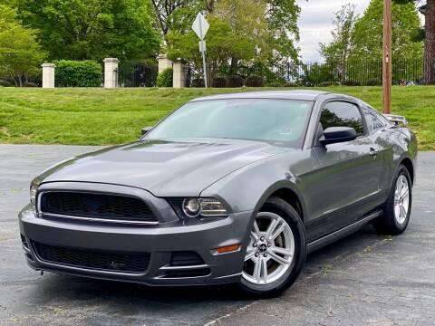 2014 Ford Mustang for sale at Sebar Inc. in Greensboro NC