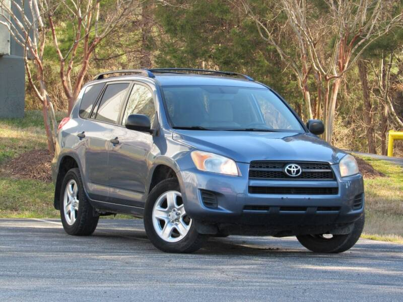 2009 Toyota RAV4 for sale at Amana Auto Care Center in Raleigh NC