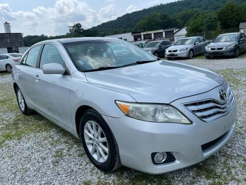 2011 Toyota Camry for sale at Ron Motor Inc. in Wantage NJ