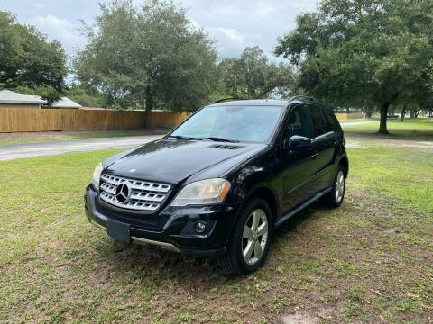 2011 Mercedes-Benz M-Class for sale at Royal Auto Mart in Tampa FL