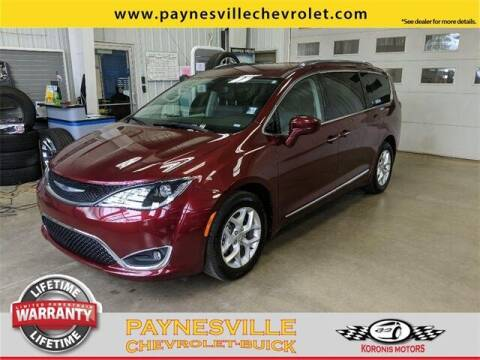 2020 Chrysler Pacifica for sale at Paynesville Chevrolet - Buick in Paynesville MN