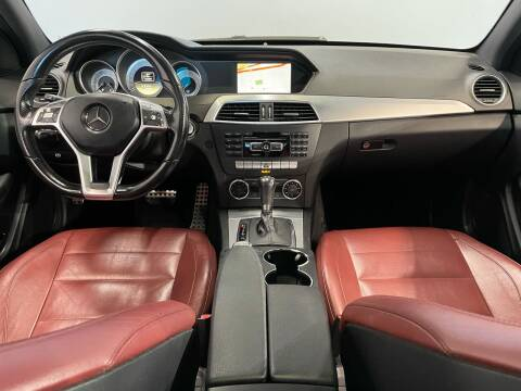 2012 Mercedes-Benz C-Class for sale at TX Auto Group in Houston TX