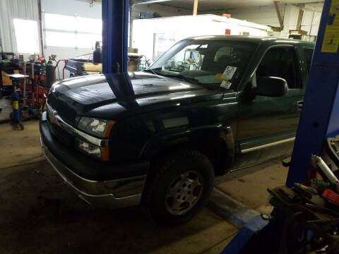 2004 Chevrolet Silverado 1500 for sale at Craig Auto Sales in Omro WI
