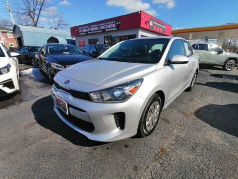 2019 Kia Rio for sale at International Motors in Laurel MD