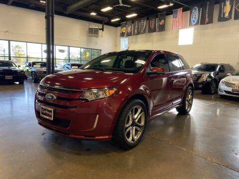 2014 Ford Edge for sale at CarNova in Sterling Heights MI