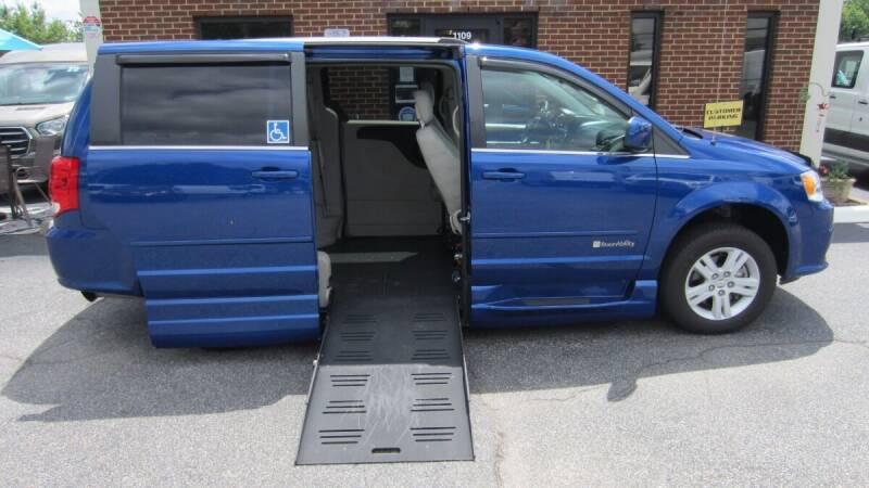 2013 Dodge Grand Caravan for sale at Vans Of Great Bridge in Chesapeake VA