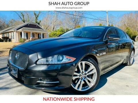 2012 Jaguar XJL for sale at E-Z Auto Finance - E-Biz Auto in Marietta GA