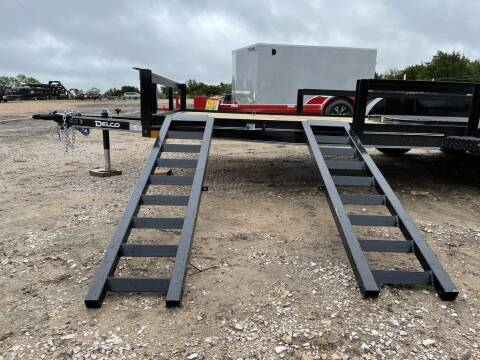 2021 DELCO  - REAR + SIDE LOAD - 18' ft-  for sale at LJD Sales in Lampasas TX