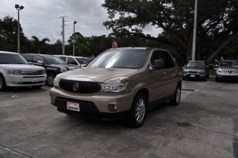 2006 Buick Rendezvous for sale at STEPANEK'S AUTO SALES & SERVICE INC. in Vero Beach FL