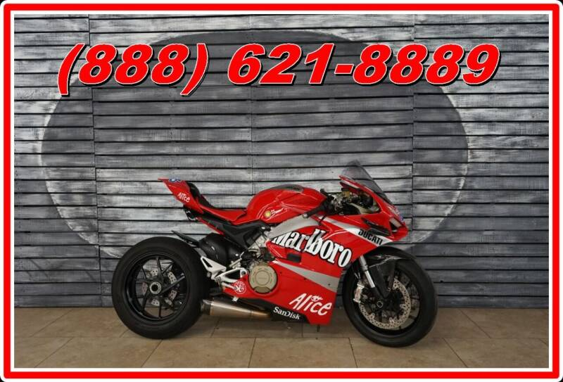 2018 Ducati Panigale V4 for sale at AZautorv.com in Mesa AZ