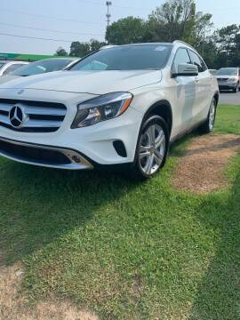 2016 Mercedes-Benz GLA for sale at BRYANT AUTO SALES in Bryant AR