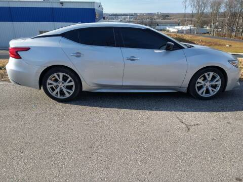 2017 Nissan Maxima for sale at TruckMax in N. Laurel MD