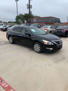 2015 Nissan Altima for sale at SELECT A CAR LLC in Houston TX