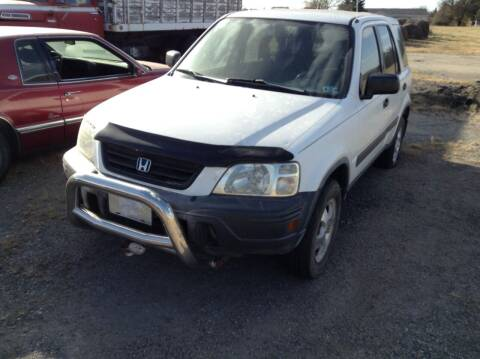 1999 Honda CR-V for sale at Melton Chevrolet in Belleville KS