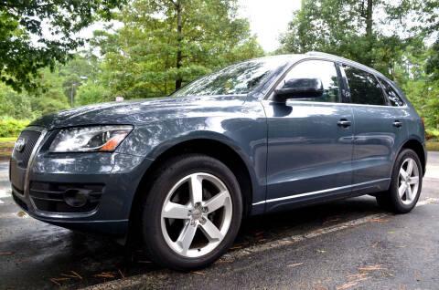 2011 Audi Q5 for sale at Wheel Deal Auto Sales LLC in Norfolk VA