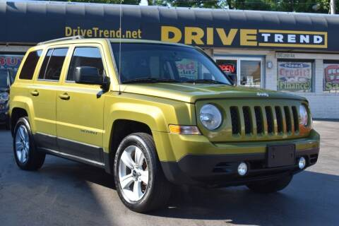 2012 Jeep Patriot for sale at DRIVE TREND in Cleveland OH