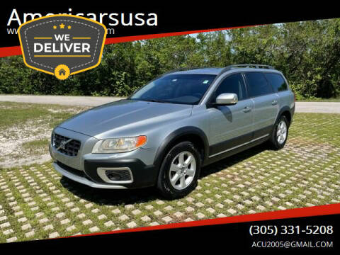 2009 Volvo XC70 for sale at Americarsusa in Hollywood FL