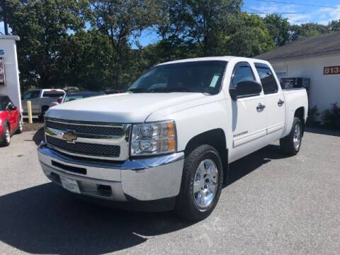 2012 Chevrolet Silverado 1500 for sale at Sports & Imports in Pasadena MD