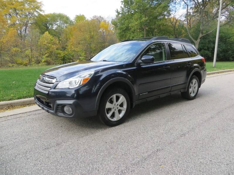 2014 Subaru Outback for sale at EZ Motorcars in West Allis WI