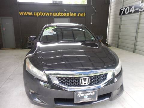 2008 Honda Accord for sale at Uptown Auto Sales in Charlotte NC