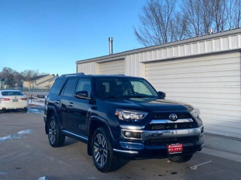 2018 Toyota 4Runner for sale at Rocky Mountain Commercial Trucks in Casper WY
