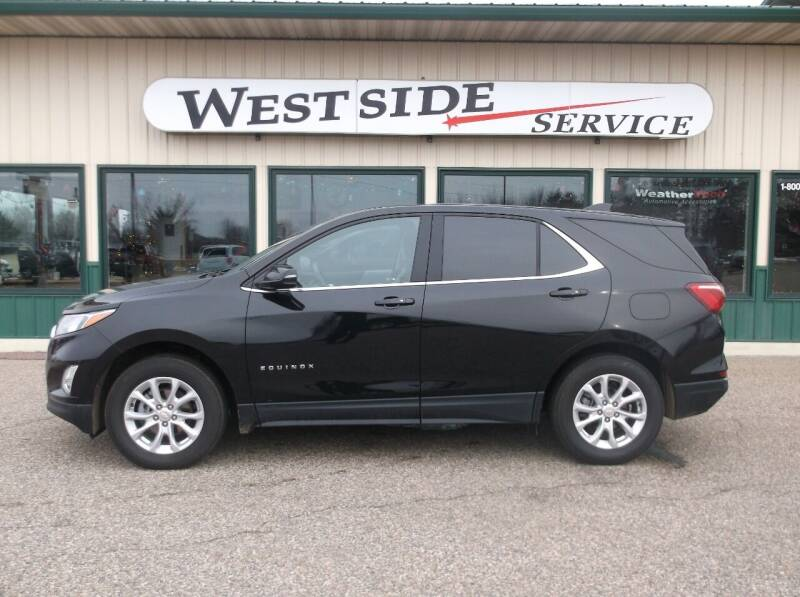 2019 Chevrolet Equinox for sale at West Side Service in Auburndale WI