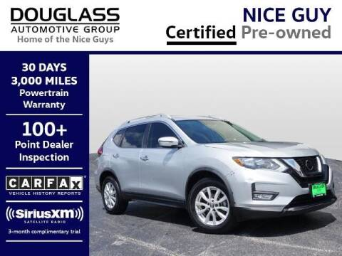 2017 Nissan Rogue for sale at Douglass Automotive Group - Douglas Volkswagen in Bryan TX