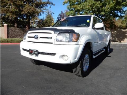 2005 Toyota Tundra for sale at A-1 Auto Wholesale in Sacramento CA