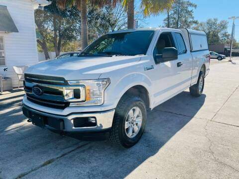 2018 Ford F-150 for sale at Southeast Auto Inc in Baton Rouge LA