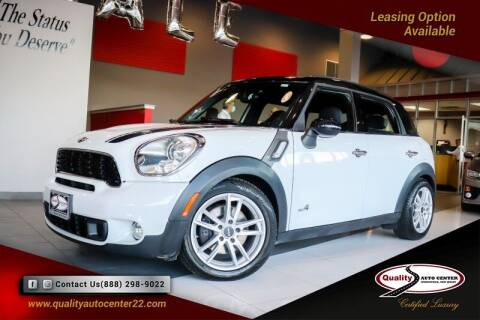2014 MINI Countryman for sale at Quality Auto Center of Springfield in Springfield NJ