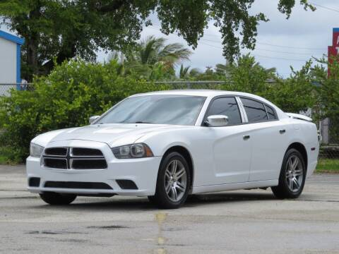 2014 Dodge Charger for sale at DK Auto Sales in Hollywood FL