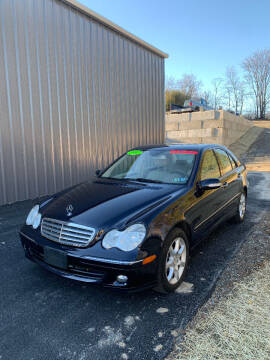 2007 Mercedes-Benz C-Class for sale at JMS Motors in Lancaster PA