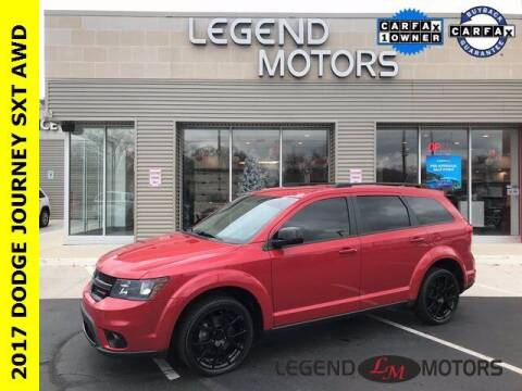 2017 Dodge Journey for sale at Legend Motors of Waterford in Waterford MI
