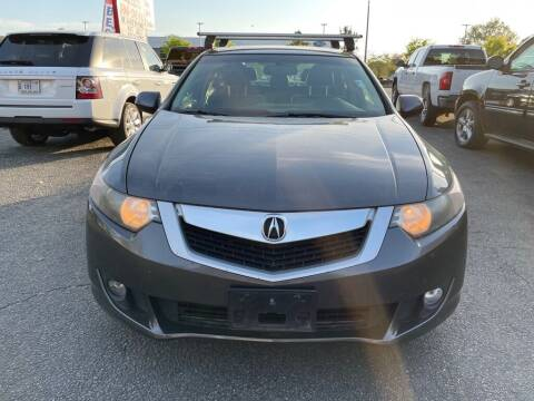 2010 Acura TSX for sale at 1st Choice Auto Sales in Newport News VA