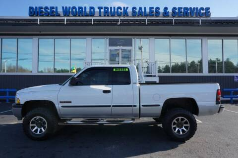 1999 Dodge Ram Pickup 2500 for sale at Diesel World Truck Sales in Plaistow NH