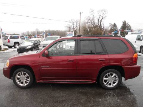 2006 GMC Envoy for sale at All Cars and Trucks in Buena NJ